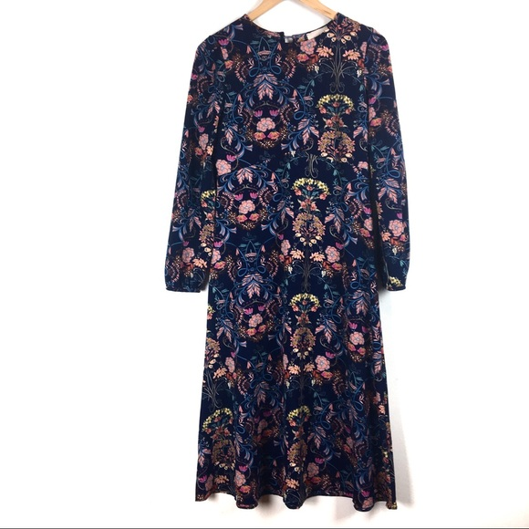 269f23bb41 I. Madeline Dresses | I Madeline Garden Splendor Midi Dress | Poshmark